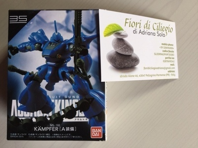 Gundam Assault Kingdom - MS-18E KAMPFER A