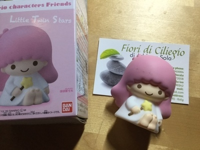 LITTLE TWIN STARS LALA SANRIO CHARACTERS FRIENDS COLLECTION