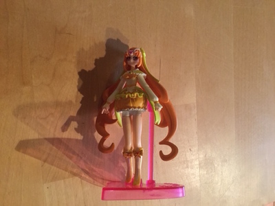 PRECURE MUSE FIGURE CANDY TOY