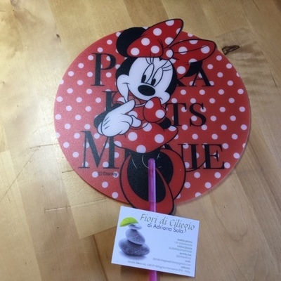 MINNIE VENTAGLIO DISNEY